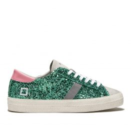 D.A.T.E. HILL LOW GLITTER MINT