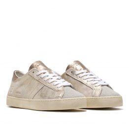 Sneakers basse glitter D.A.T.E.
