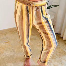 Pantalon et chemise Au soleil de StTropez