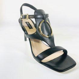 Sandal talon Tosca Blu
