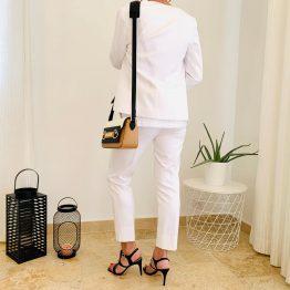Tailleur Trussardi Blanc