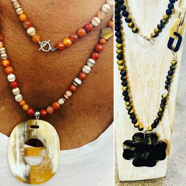 collier fantaisie de qalité