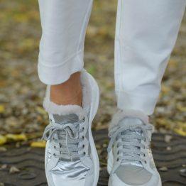 Sneakers Fourrées Tosca Blu